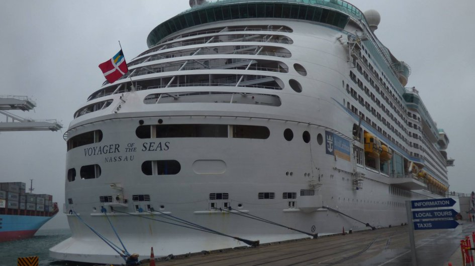 Voyager of the Seas Visit