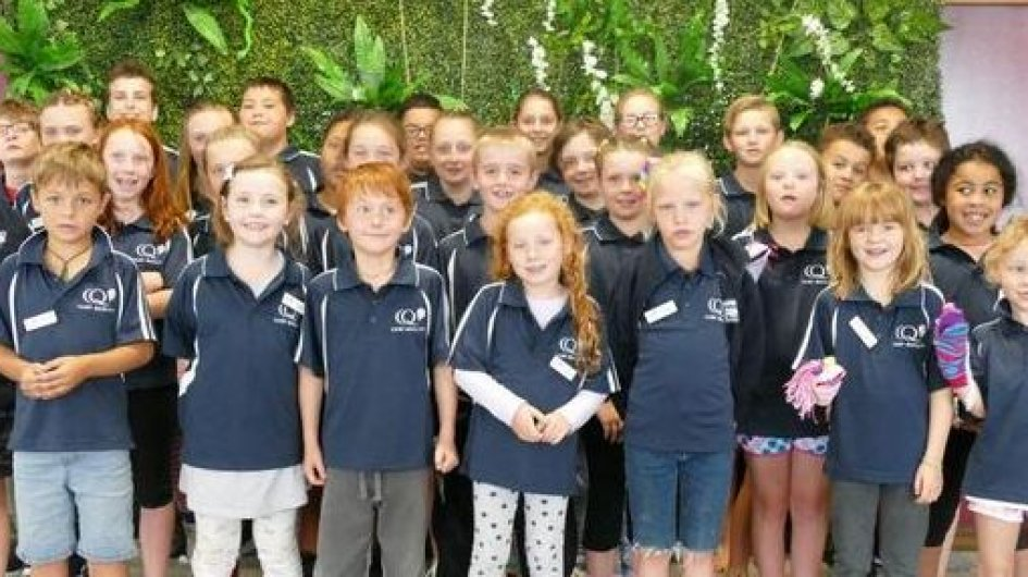 Youngsters revel in camping experience