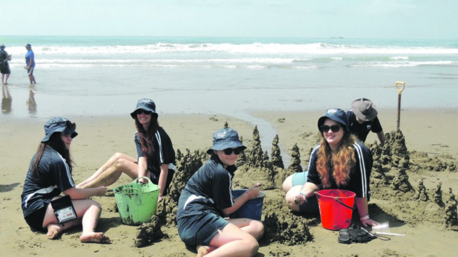 Wairarapa Times Age story from our Wellington / Central Districts 2021 camp