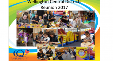Wellington/Central Districts - Reunion Day