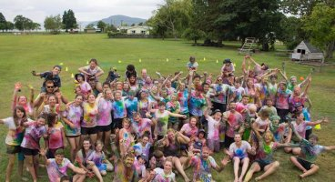 Camp gives quality times for kids with cancer